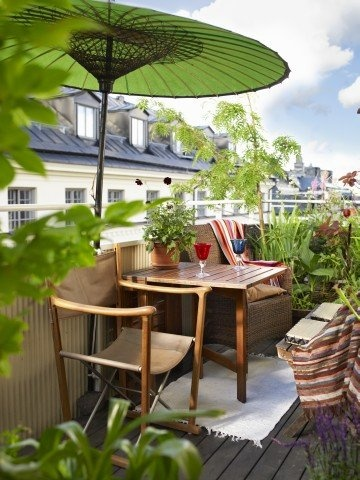 Green Balcony Fantasy Florafocus