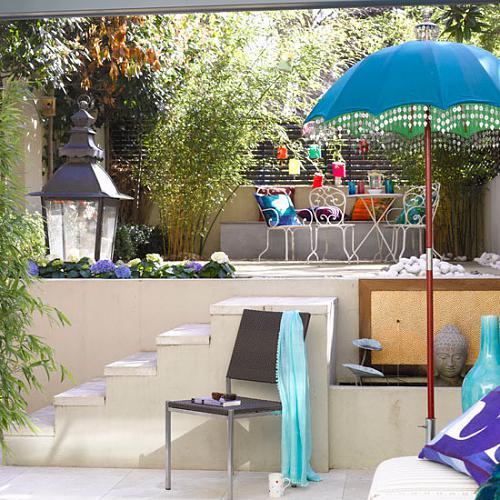 55 Small Urban Garden Design Ideas And Pictures: Small-urban-gardens-34