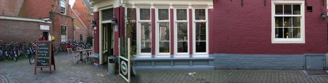 Het Kantoor , cafe in de Gierstraat. ( Cafe The Office )