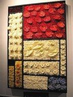 Mondriaan Floral-object