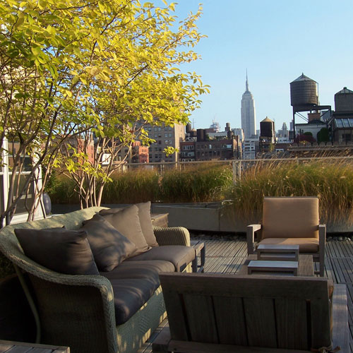 Greenwich penthouse new york terrace garden 1 1 florafocus for Terrace new york