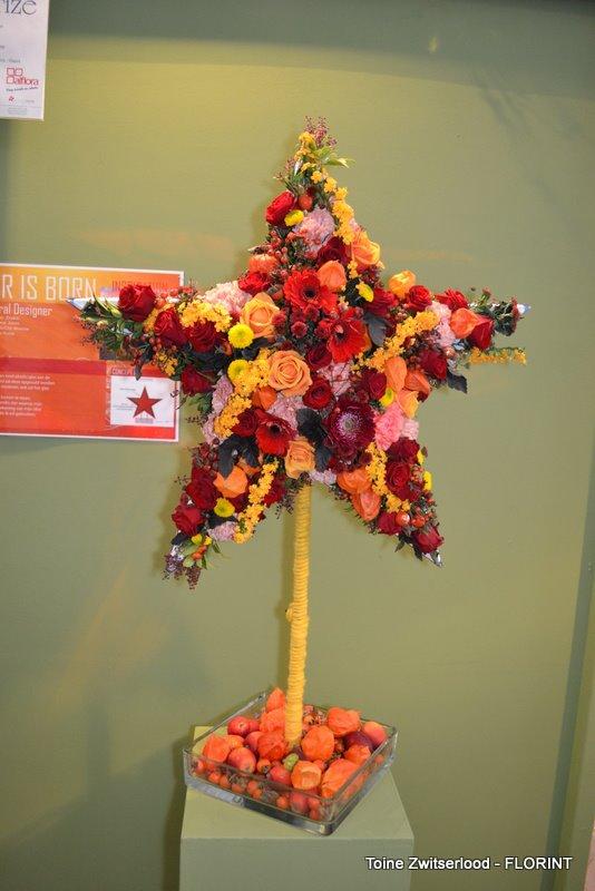 Star-arrangement from Arthem Zathkin from Russia