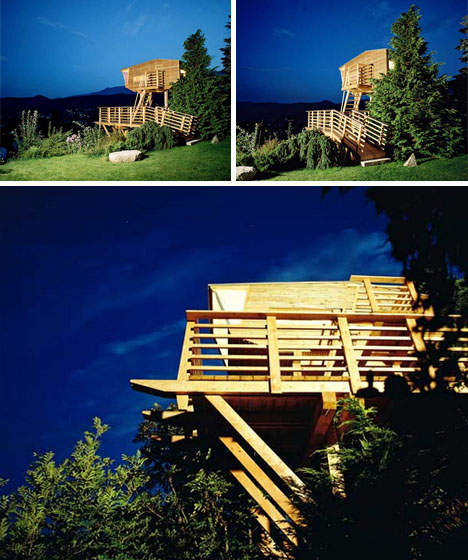 treehouse-at-night-photos