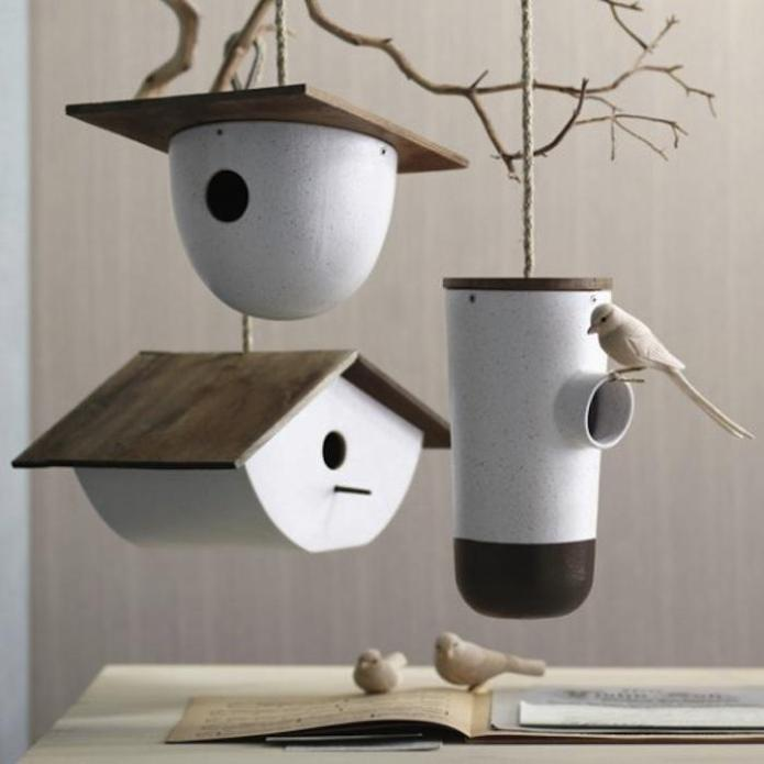 Bodega Bird Houses