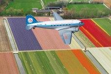 Book your flight in this Dutch Dakota