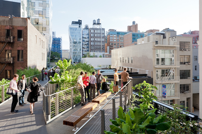 High Line Park New York / Plantings , Piet Oudolf