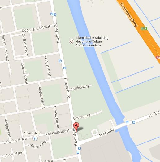 Poelenburg, Zaandam 2 - Google Maps