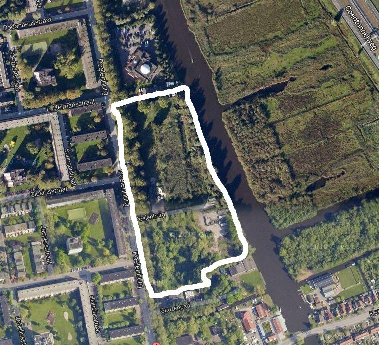 poelenburg zaandam buurttuin